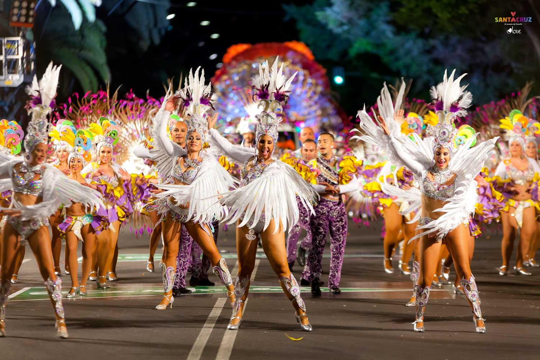 Karnival Tenerife