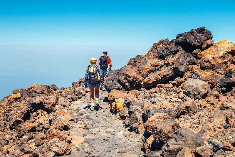 Gönguferðir á Tenerife